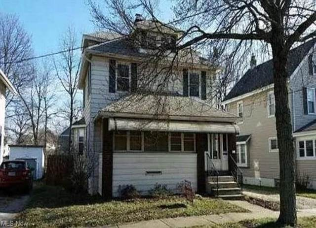 2319 25th Street SW, Akron, OH 44314 (MLS #4318984) :: The Holden Agency