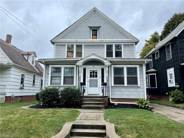 205 Clarendon Avenue NW, Canton, OH 44708 (MLS #4318994) :: The Holden Agency