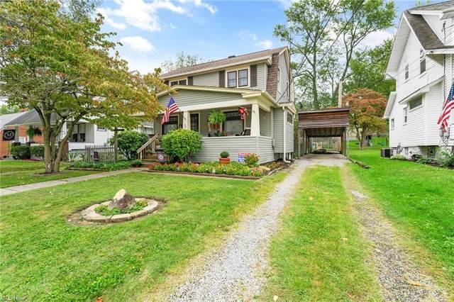 33 Princeton Avenue, Hubbard, OH 44425 (MLS #4319018) :: Keller Williams Chervenic Realty