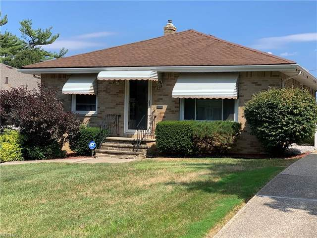 5569 Cumberland Drive, Garfield Heights, OH 44125 (MLS #4319025) :: The Holden Agency