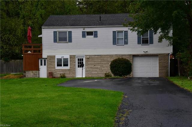 439 10th Street, Struthers, OH 44471 (MLS #4319037) :: TG Real Estate