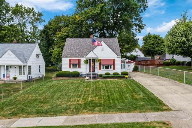 348 Dorset Street, Akron, OH 44305 (MLS #4319046) :: TG Real Estate