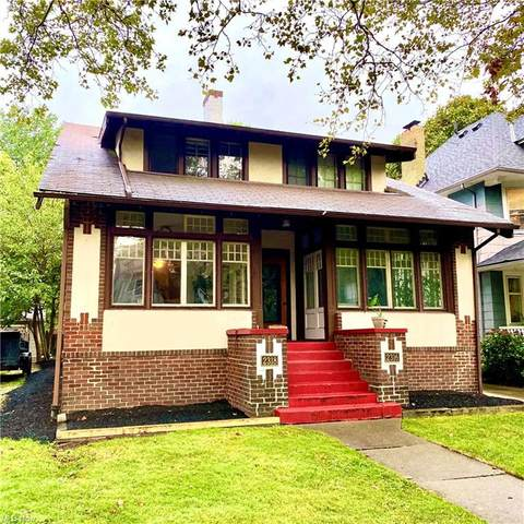 2316 Bellfield Avenue, Cleveland Heights, OH 44106 (MLS #4319065) :: The Tracy Jones Team