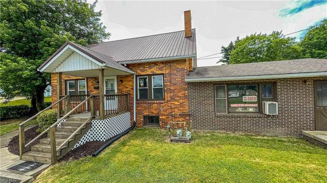5023 Cleveland Avenue SW, Canton, OH 44706 (MLS #4319076) :: The Kaszyca Team