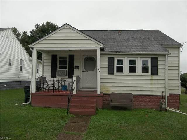 100 E King, South Zanesville, OH 43701 (MLS #4319156) :: The Holden Agency