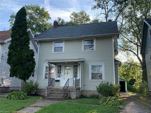 531 Homewood Avenue SE, Warren, OH 44483 (MLS #4319203) :: TG Real Estate