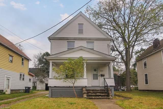 555 Elma Street, Akron, OH 44310 (MLS #4319245) :: TG Real Estate