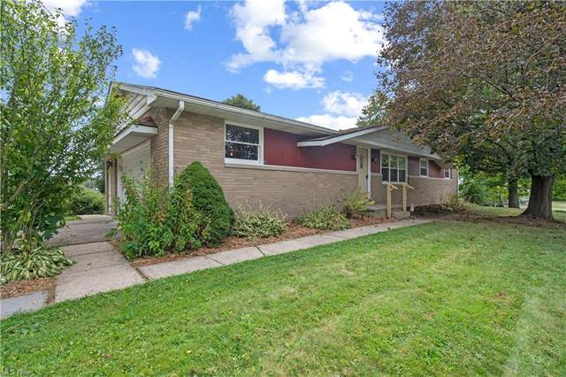 1186 Hidden View Street NW, North Canton, OH 44720 (MLS #4319265) :: The Kaszyca Team