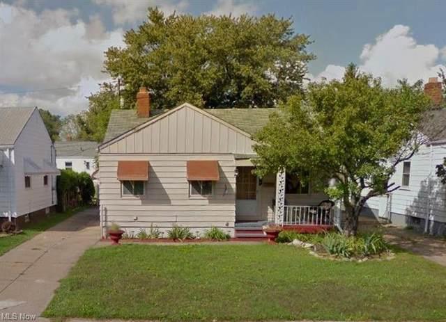 12901 Garland Avenue, Garfield Heights, OH 44125 (MLS #4319333) :: Tammy Grogan and Associates at Keller Williams Chervenic Realty