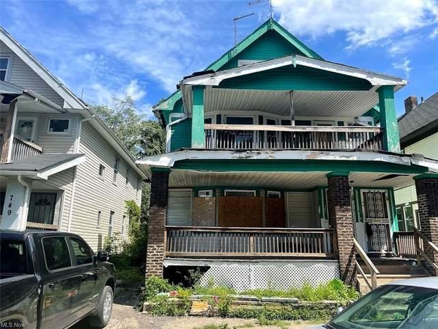 751 E 117th Street, Cleveland, OH 44108 (MLS #4319346) :: Tammy Grogan and Associates at Keller Williams Chervenic Realty
