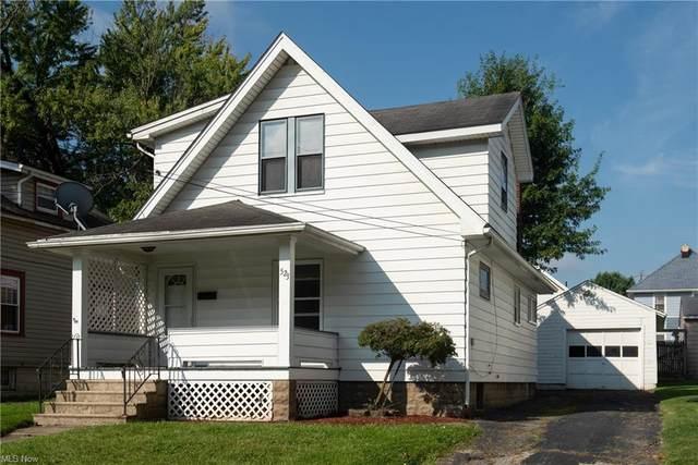 523 Garfield Street, Struthers, OH 44471 (MLS #4319351) :: Keller Williams Chervenic Realty