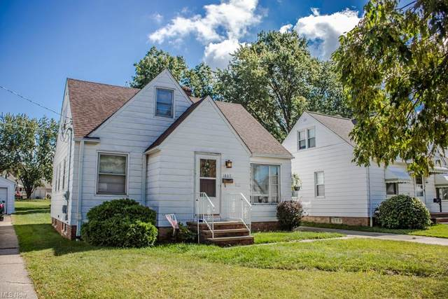 1807 E 294th Street, Wickliffe, OH 44092 (MLS #4319409) :: Select Properties Realty