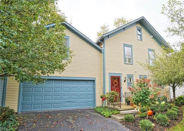 36 Hudson Common Drive, Hudson, OH 44236 (MLS #4319546) :: The Tracy Jones Team