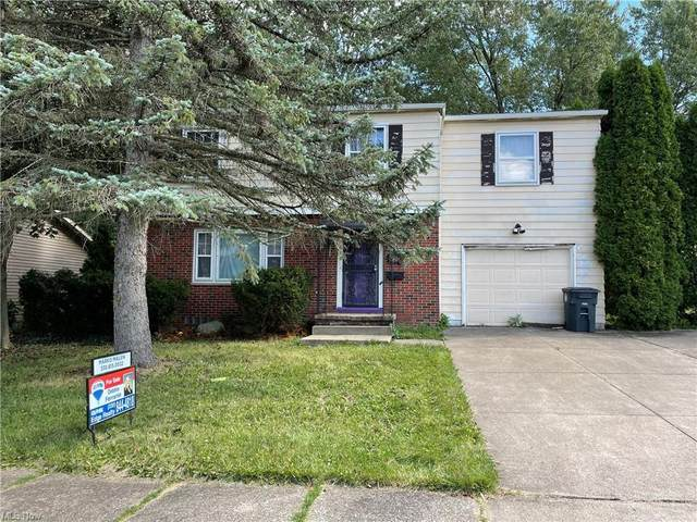 601 Treeside Drive, Akron, OH 44313 (MLS #4319553) :: The Holden Agency