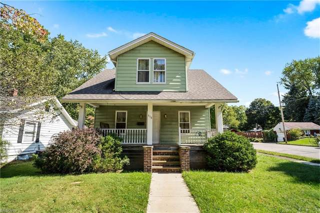 888 S Union, Salem, OH 44460 (MLS #4319574) :: The Holly Ritchie Team
