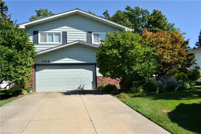 1955 Winchester Road, Lyndhurst, OH 44124 (MLS #4319597) :: The Holden Agency