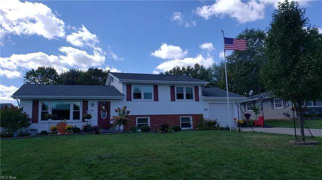3502 Rebecca Drive, Canfield, OH 44406 (MLS #4319605) :: The Holly Ritchie Team
