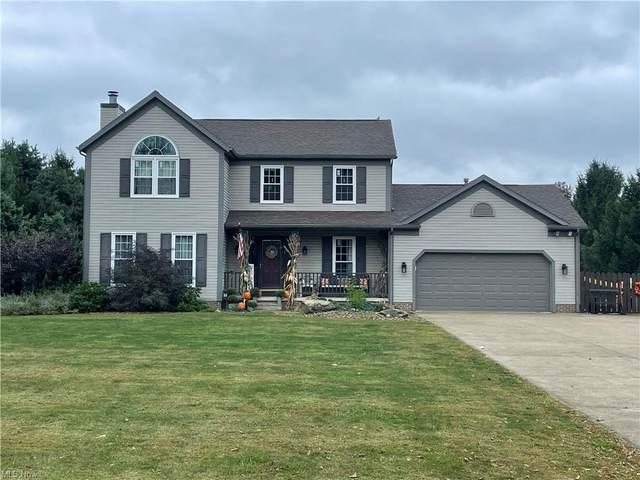 1585 Kohler Road, Orrville, OH 44667 (MLS #4319613) :: Keller Williams Chervenic Realty