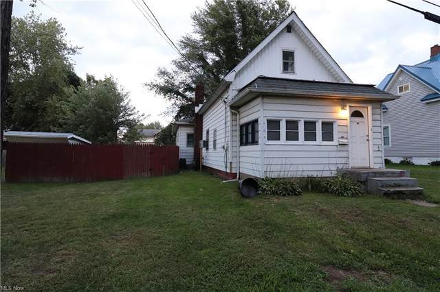 250 North Street, Conneaut, OH 44030 (MLS #4319625) :: The Holden Agency