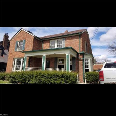 464 Mistletoe Avenue, Youngstown, OH 44511 (MLS #4319634) :: Keller Williams Chervenic Realty