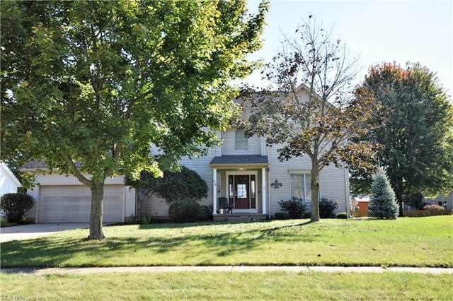 49 Morningview Circle, Canfield, OH 44406 (MLS #4319635) :: The Holly Ritchie Team