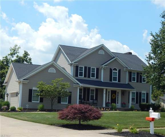 10 Canterbury Court, Canfield, OH 44406 (MLS #4319638) :: Keller Williams Chervenic Realty