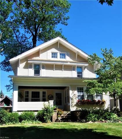 1659 Parkwood Road, Lakewood, OH 44107 (MLS #4319639) :: The Tracy Jones Team