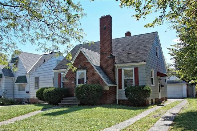 18318 La Salle Avenue, Cleveland, OH 44119 (MLS #4319640) :: The Holden Agency