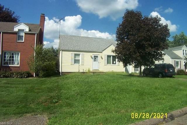 1129 Milford Street NE, Canton, OH 44714 (MLS #4319641) :: Keller Williams Chervenic Realty