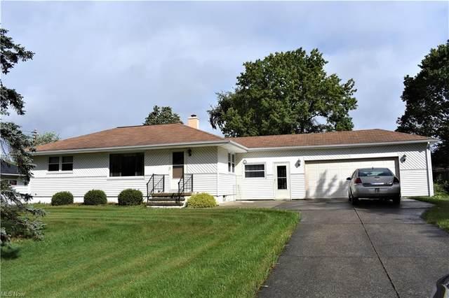 4555 Hickory Ridge Avenue, Brunswick, OH 44212 (MLS #4319646) :: Keller Williams Chervenic Realty