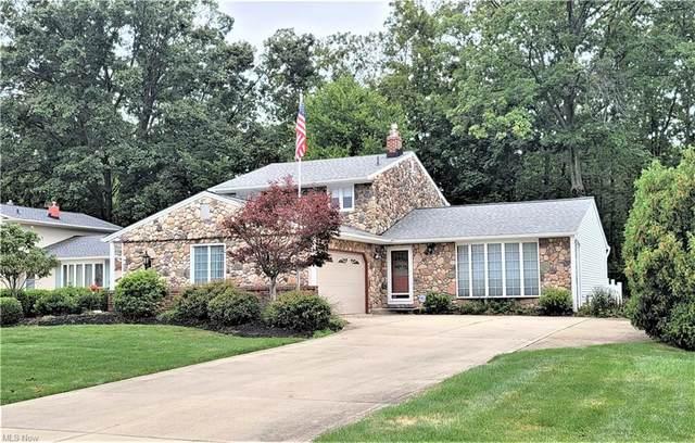 15636 Creekwood Lane, Strongsville, OH 44136 (MLS #4319650) :: The Holden Agency
