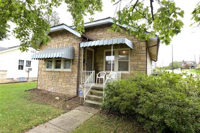2104 Hazel, Zanesville, OH 43701 (MLS #4319659) :: The Holden Agency