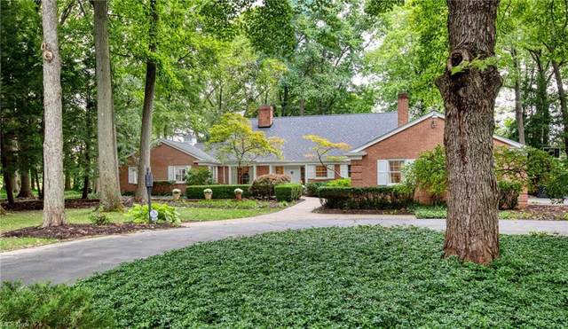 447 Country Club Drive NE, Warren, OH 44484 (MLS #4319660) :: The Holly Ritchie Team