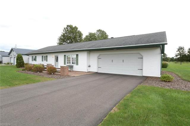 6030 Southview Drive, Nashport, OH 43830 (MLS #4319661) :: The Holden Agency