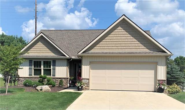 8661 Serenity Drive NW, Massillon, OH 44646 (MLS #4319671) :: The Holden Agency
