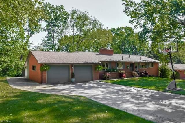 3016 Woodridge Avenue NW, Canton, OH 44718 (MLS #4319693) :: The Holden Agency