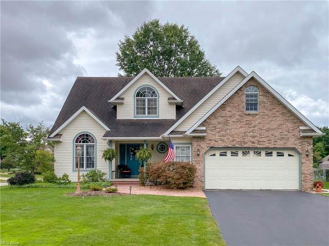 5636 Cider Mill Crossing, Austintown, OH 44515 (MLS #4319823) :: The Holly Ritchie Team