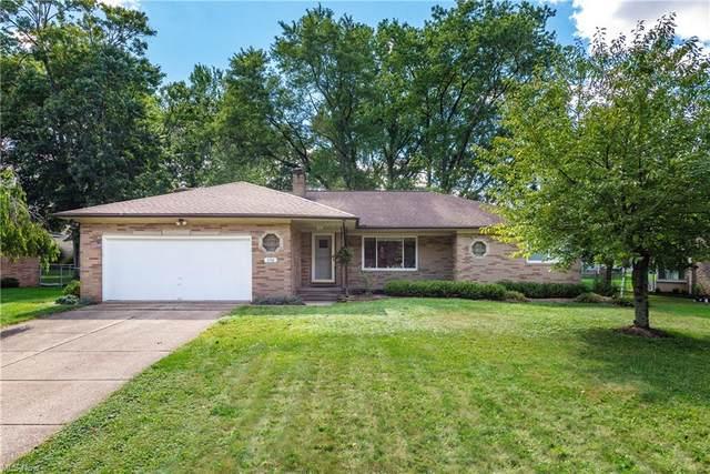 1156 E Dartmoor Avenue, Seven Hills, OH 44131 (MLS #4319880) :: The Holden Agency