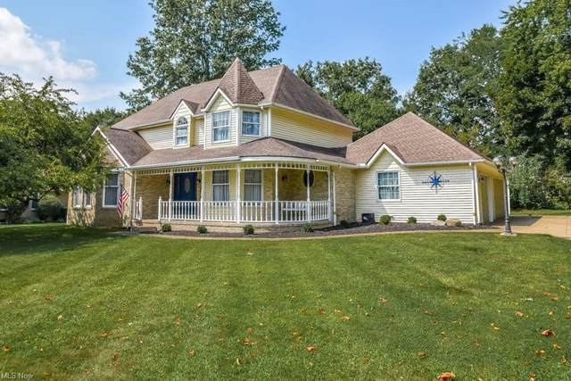 5361 Fleetwood Avenue NW, Canton, OH 44718 (MLS #4319895) :: The Holden Agency