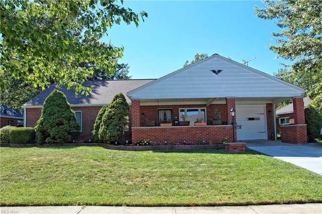 600 Willow Drive, Euclid, OH 44132 (MLS #4319918) :: The Tracy Jones Team