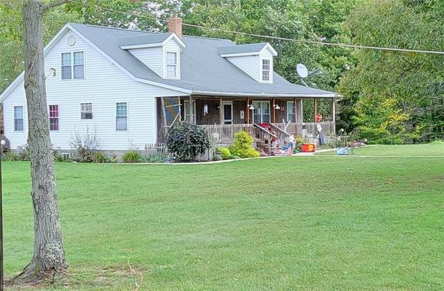 3580 Post Boy Road, Newcomerstown, OH 43832 (MLS #4319919) :: Select Properties Realty