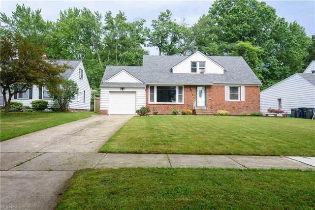 1307 Haverston Road, Lyndhurst, OH 44124 (MLS #4319956) :: The Art of Real Estate