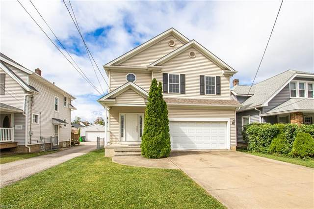 1338 Lander Road, Mayfield Heights, OH 44124 (MLS #4319968) :: Simply Better Realty