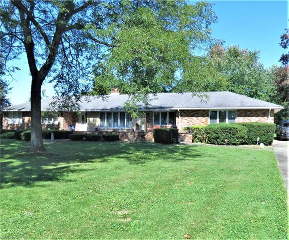 1619 Warner Avenue, Mineral Ridge, OH 44440 (MLS #4319970) :: The Holly Ritchie Team