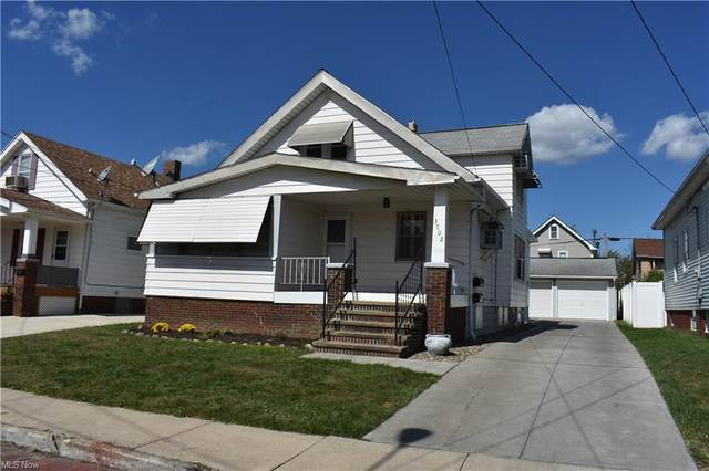 3702 Buechner Avenue, Cleveland, OH 44109 (MLS #4319979) :: The Tracy Jones Team