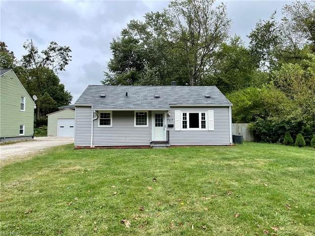 717 Patterson Avenue, Akron, OH 44310 (MLS #4320020) :: The Holden Agency