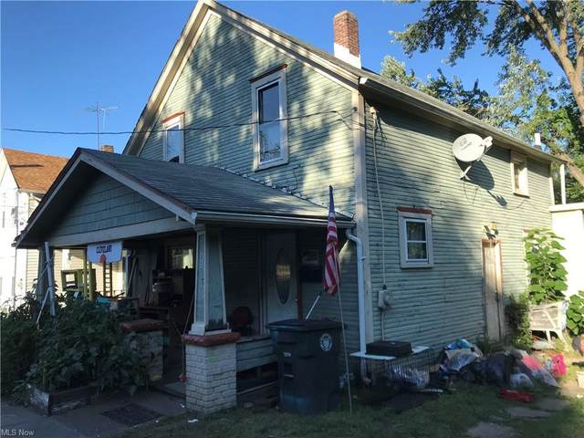 85 Nickel Street, Akron, OH 44303 (MLS #4320030) :: The Holly Ritchie Team