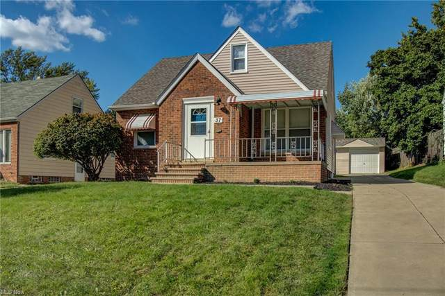 37 Natalie Road, Bedford, OH 44146 (MLS #4320069) :: The Holden Agency