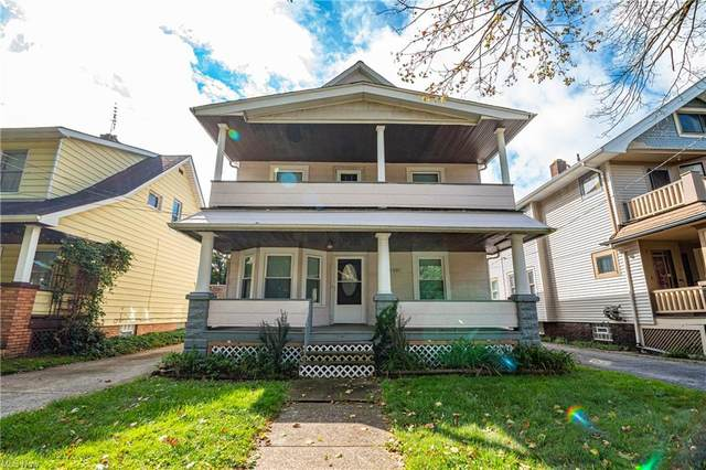 11221 Florian Avenue, Cleveland, OH 44111 (MLS #4320083) :: The Tracy Jones Team