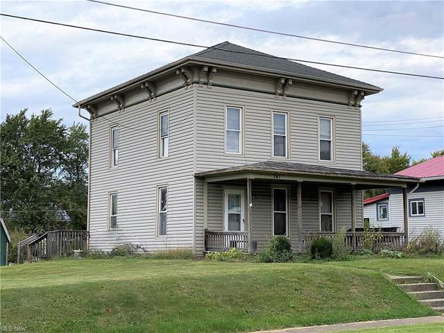 141 W 2nd Street, Perrysville, OH 44864 (MLS #4320086) :: The Holden Agency